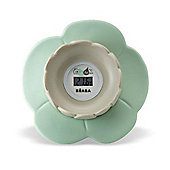 Beaba Lotus Digital Bath and Room Thermometer Mint Green