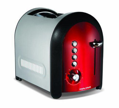Morphy Richards 77-705 Meno 2 Slice Toaster