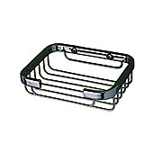Gedy Dakota Single Basket in Chrome