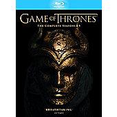 Game Of Thrones Season 1-5 Blu-ray