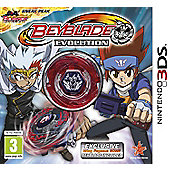 Beyblade Evolution - Limited Collectors Edition - Nintendo3DS
