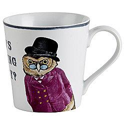Dandy Owl Mug
