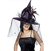 Witch Hat - Purple 1