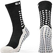Trusox Mid-Calf Sock Cushion - Black