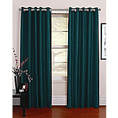 Venezia Ready Made Curtains - Green