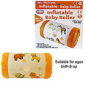 A to Z Play & Learn Inflatable Baby Roller with Balls 0m+