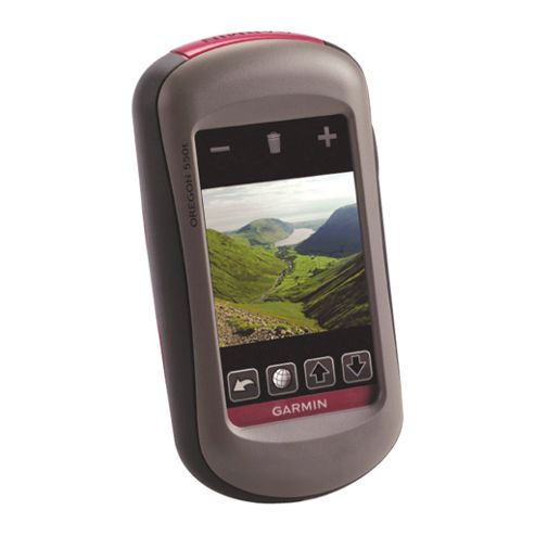 Oregon 550T Outdoor GPS