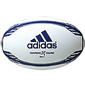Adidas Torpedo Xtreme Match Rugby Ball - Size 5