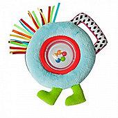 Taf Toys Clear Ball Rattle - Blue