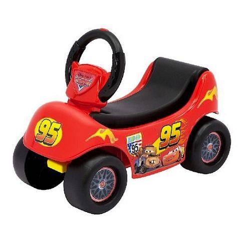 Disney Cars 2 In 1 Happy Hauler Ride-on