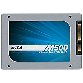 Crucial M500 (480GB) 2.5 inch Solid State Drive 6Gb/s SATA (Internal)