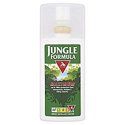 Jungle Formula Maximum Pump 75Ml
