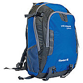 Yellowstone Adventurer Rucksack, Blue 40L