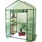 Harbour Housewares Vegetable / Fruit Greenhouse With 4 Shelves & Strong Cover