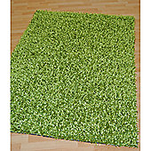 Origin Red Haven Lime Green Rug - Runner 230cm x 80cm