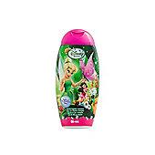 Disney Princess Fairies 2 In 1 250ml Bath Gel & Shampoo For Her