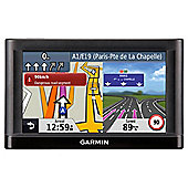 "Garmin nuvi 54 EU Sat Nav, 5"" LCD Touch Screen with UK/Full Europe Mapping"