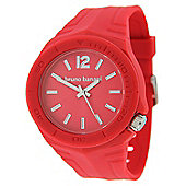 Bruno Banani Prisma Unisex Red Watch - CW3 202 402