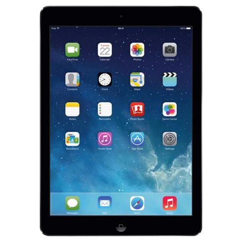 Apple iPad Air, 64GB, WiFi - Space Grey