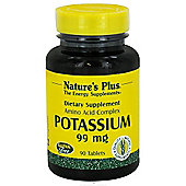 Natures Plus Potassium Iodide 100 Tablets
