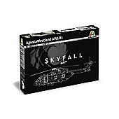 007 Skyfall - AW101 Agusta Westland - 1:72 Scale - 1332 - Italeri
