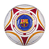 FC Barcelona Star Official Supporter Football Soccer Ball - Size 5