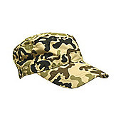 Addict Swift Camo Military Cap - Multi