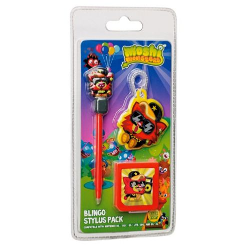 Antigrav Media Moshi Monsters Moshlings Stylus Pack Blingo