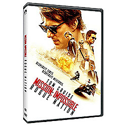Mission Impossible Rogue Nation DVD