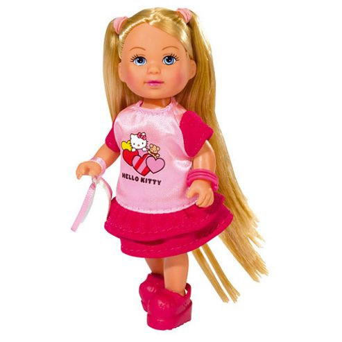 Evi Love Hello Kitty Hairplay Doll