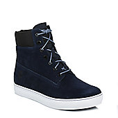 Timberland Mens Navy Blue Newman II Cupsole Boots - Blue