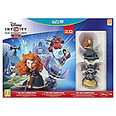 Disney Infinity 2.0 Classics Toy Box Wii U