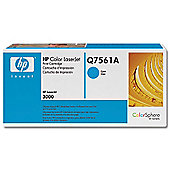 HP 314A Cyan LaserJet Toner Cartridge
