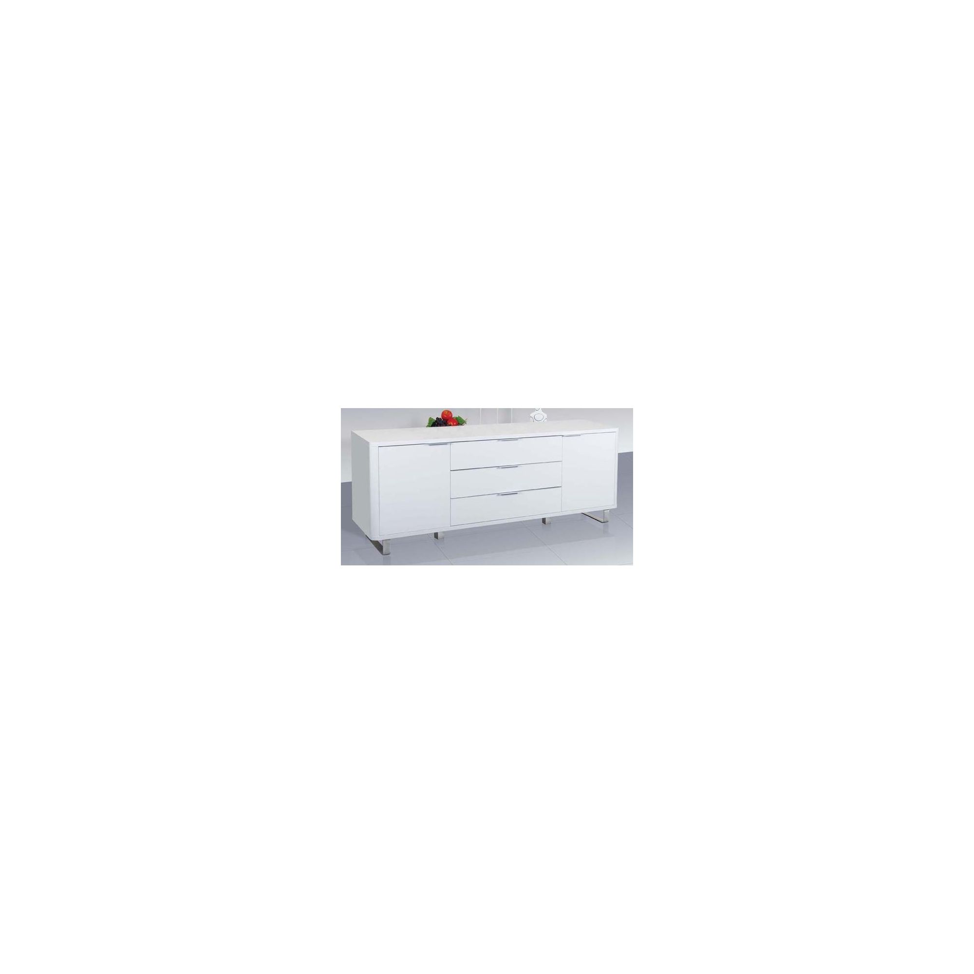 Home Zone Accent Sideboard - White at Tescos Direct