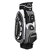 Forgan Of St Andrews Pro Ii 14 Way Trolley Bag Silver