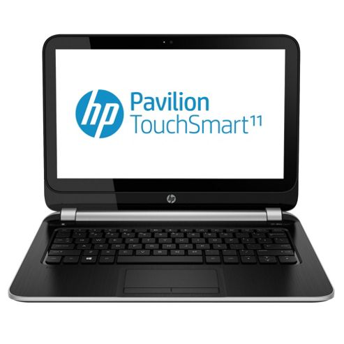 HP Pavilion e-001sa 116 AMD A4, 8GB, 500GB, Touchscreen Black Laptop