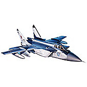 MiG-31 Foxhound 1:144 Scale Model Kit - Hobbies