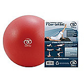 Fitness Mad ExerSoft Ball 9 inch Red