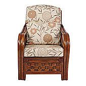 Desser Santiago Chair - Perth Fabric - Grade A