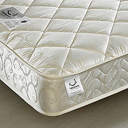 Happy Beds Premier Bonnell Spring Micro Quilted Mattress 4ft6 Double