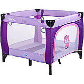 Caretero Quadra Playpen (Purple)