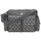 Ryco Nursery Baby Changing Bag (Willow Grey)