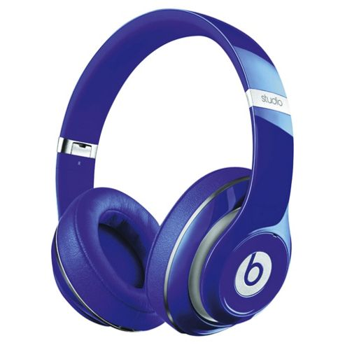 Beats By Dr Dre Studio 2.0 Noise Cancelling Over-the-ear overhead headphones , Blue
