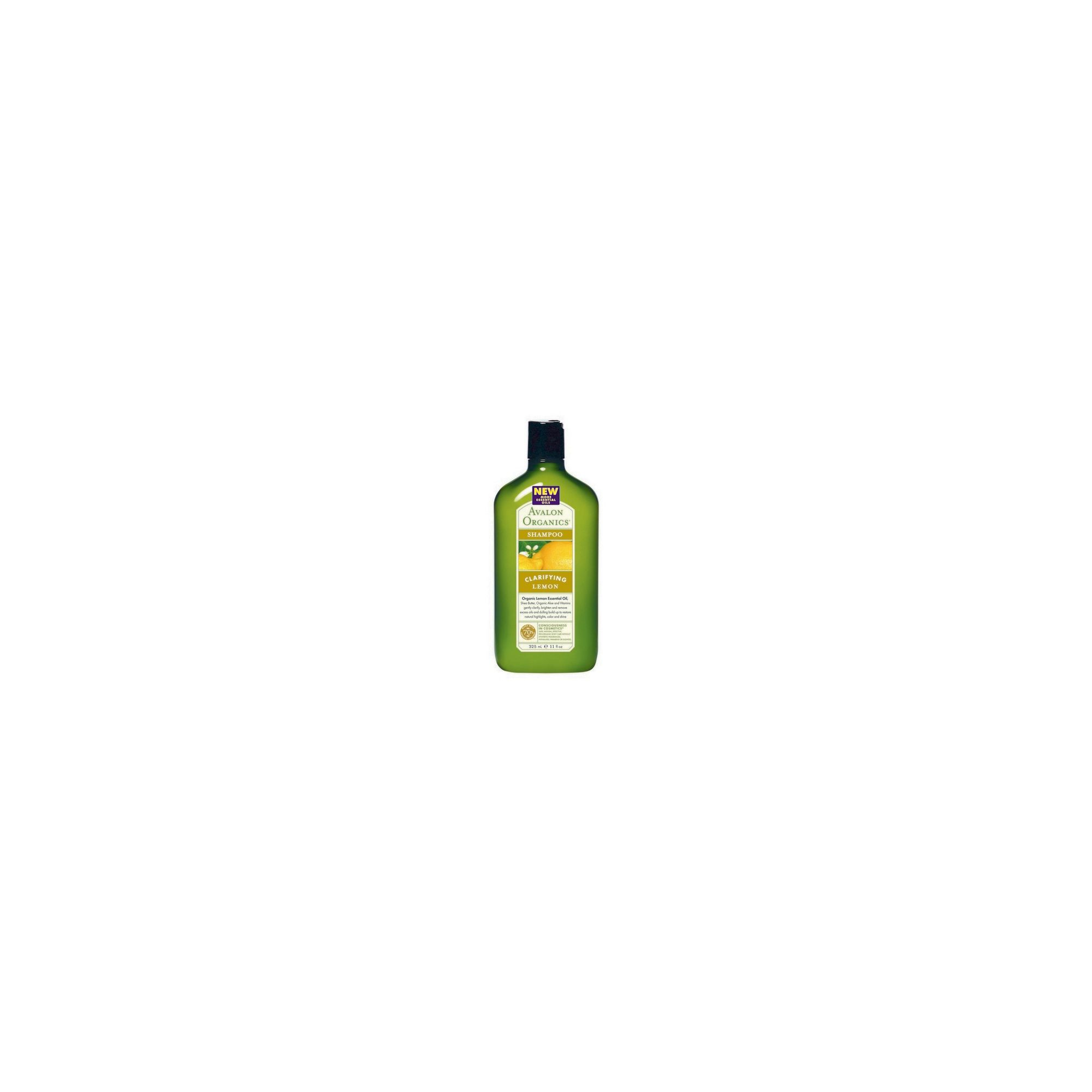 Lemon Clarifying Shampoo