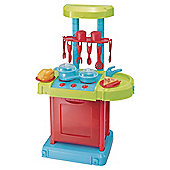 Preschool Play - Cook & Go Kitchen