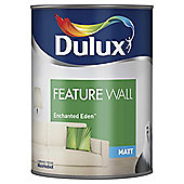 Dulux Feature Wall Matt Emulsion Paint, Enchanted Eden, 1.25L