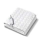 Beurer Single Size Heated Electric Under Blanket - Allergy Free