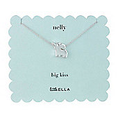 Little Ella Children's Nelly Elephant Necklace