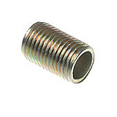 Threaded Tube 15mm. Pack of 4.