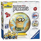 Ravensburger 72-piece 3D Minions Puzzle